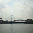 02 隅田川へ。
